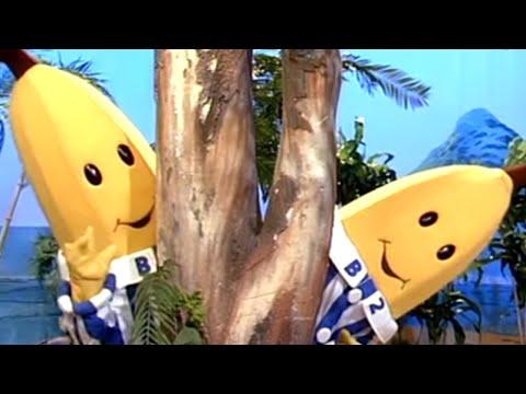 Boo! - Classic Episode - Bananas In Pyjamas Official