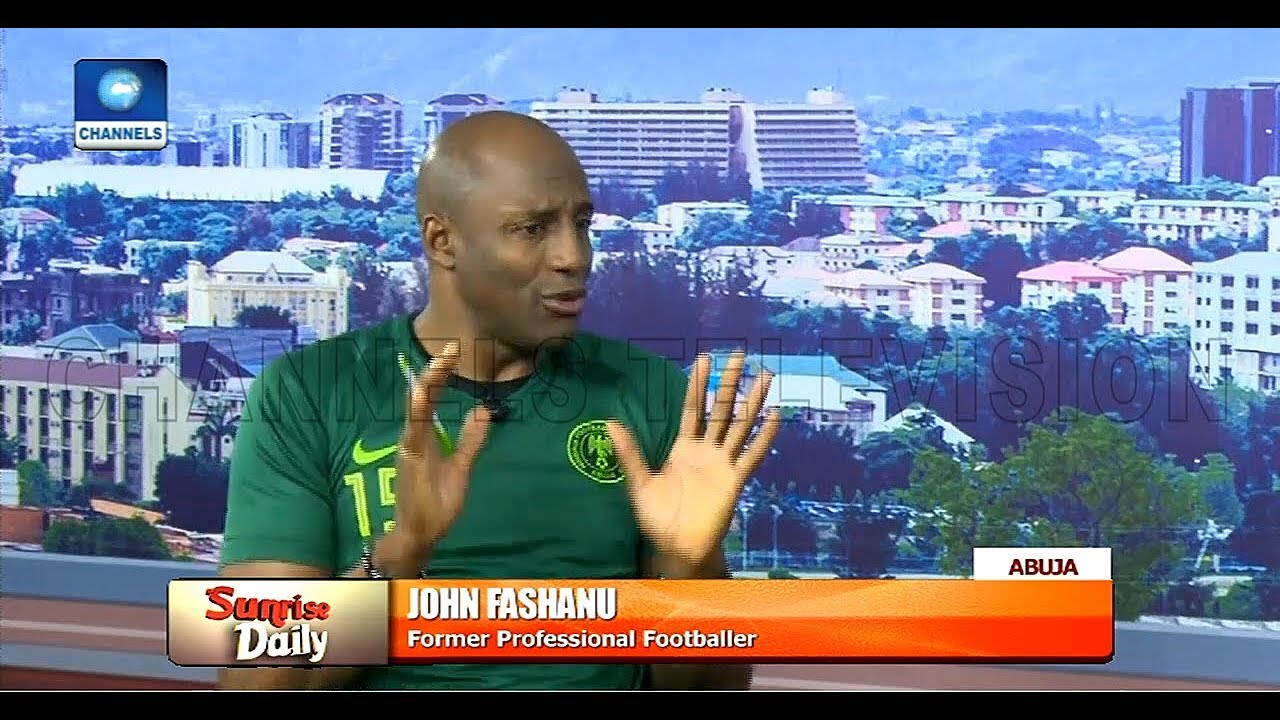 Nigeria Played Well, But The Result Was Poor - John Fashanu |Sunrise Daily|