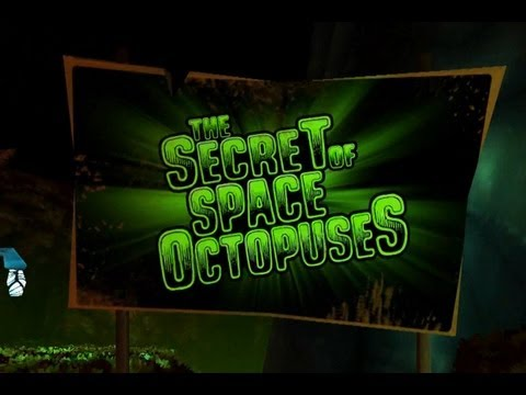 Trailer : The Secret Of Space Octopuses
