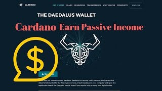 Cardano How to Earn Passive Income, Basic Attention Token, Zrx listed in Coinbase