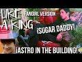 LIKE A KING Fangirl version [En español] - Astro Memes