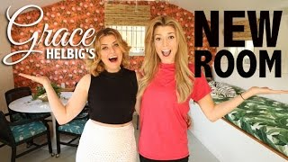 Room Makeover With Grace Helbig