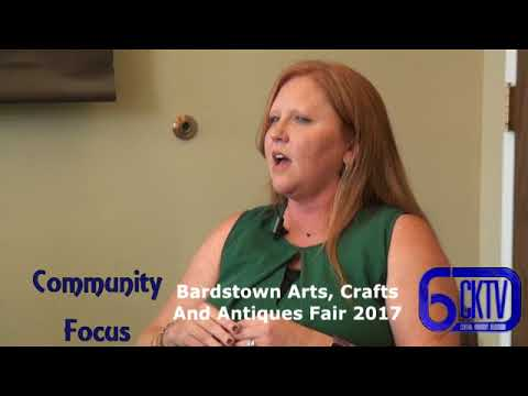 The Bardstown Arts, Crafts and Antiques Fair on Community Focus