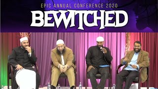 Ruqya, Posession, Evil Eye, Adkar, Jinn Stories, Potions and Knots   Bewitched Conference