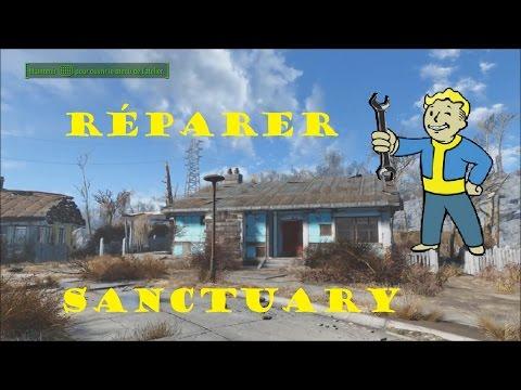 [fallout 4] Tuto réparer les maisons de sanctuary