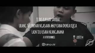 Download Video Puisi-URANG BAKAL NGABUKTIKEUN KA JELEMA NU NYEPELEKEUN.....@LAIN PUISI MP3 3GP MP4