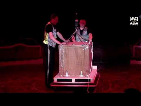 Escapismo espectacular por Maximiliano en el Circo Raluy Legacy