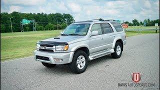 Davis AutoSports 2001 Toyota 4Runner Sport 4x4 For Sale