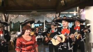 Mariachi Fiesta en Jalisco-Cielito Lindo (v živo)