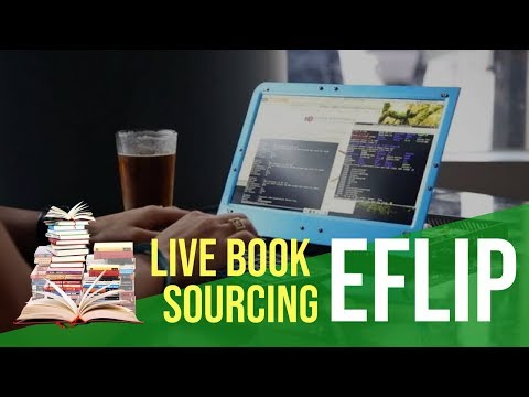 EFLIP Tutorial: How To Buy And Sell Books On Amazon FBA Without Leaving Home ( 2020 )