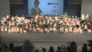 2011年7月18日、ツインリンクもてぎにて「佐藤琢磨と元気に遊ぼう!」が...
