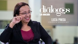 Lucía Pineda sobre Nicaragua bajo el régimen de Daniel Ortega