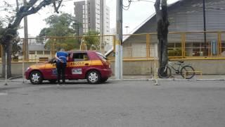 Prova de baliza Detran CAMPOS RJ