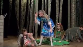 Спектакль «Как-то в лесу дремучем»
