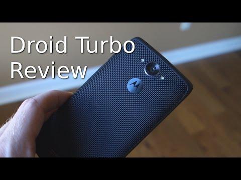 Verizon Motorola Droid Turbo Review