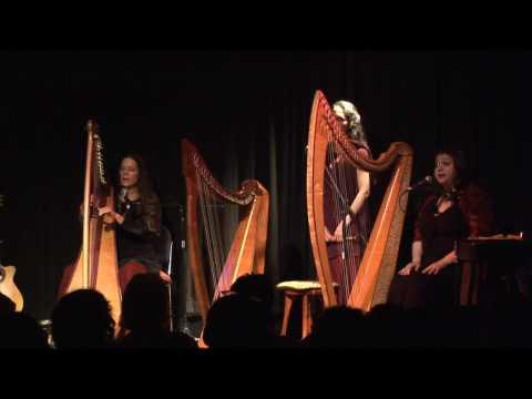 "The Willow Tree - By Celtic Harp Trio ""Triskela"""