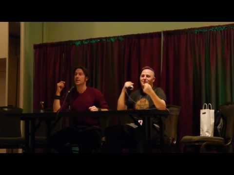 Critical Role Panel with Matt & Taliesin @ Another Anime Con 2016, Manchester, NH [Spoilers E71]