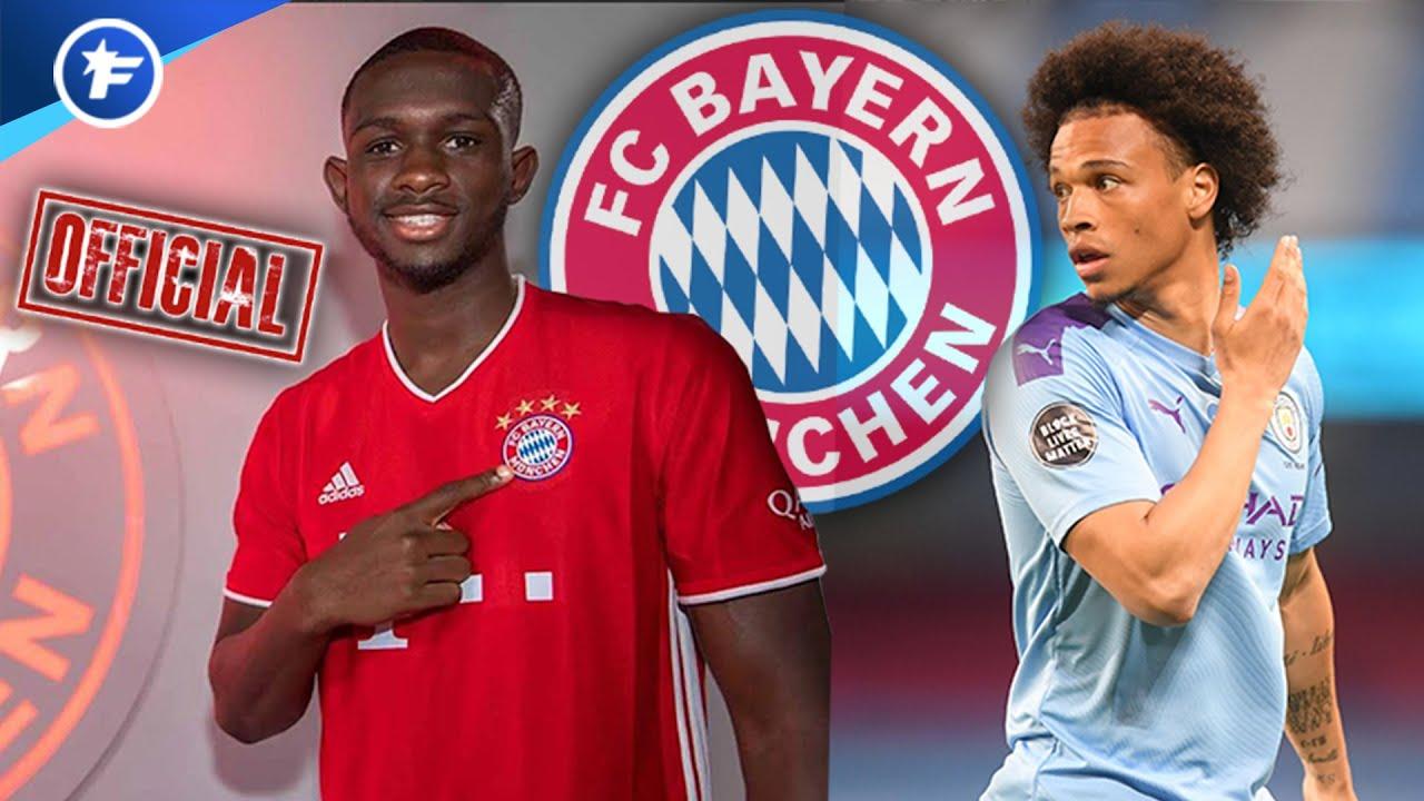 Le Bayern officialise Tanguy Kouassi et enchaîne sur Leroy Sané | Revue de presse