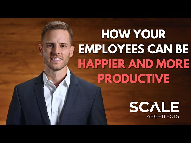 How your employees can be happier AND more productive