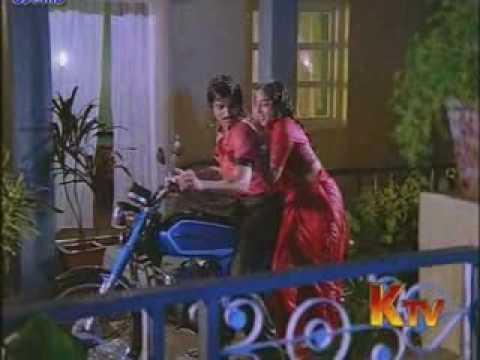 Nalini Hot Rain song in red saree thumbnail