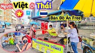 Duy Nan Và Mẹ Vợ Mua Hết Xe Chuối Nướng Giúp Bà Ngoại Thái Lan | Dâu Thái & Rể Việt #32