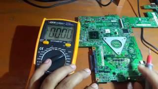 Laptop Motherboard Chip Level Training In Bangladesh