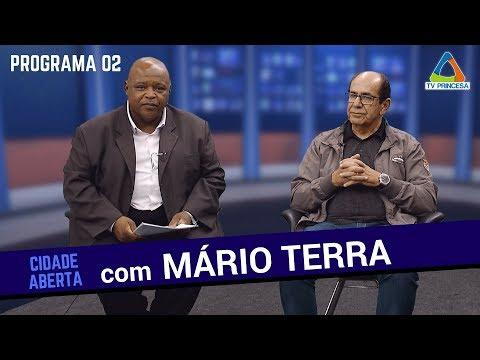(20/06/18) Programa Cidade Aberta com Mário Terra (HD)