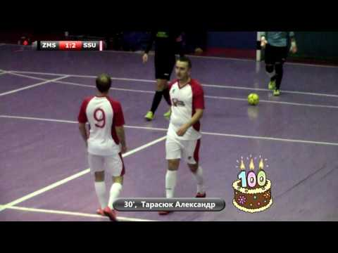 Обзор матча Spilna Sprava United - ZoomSupport United #itliga13