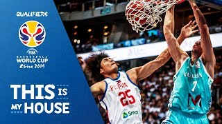 Philippines v Kazakhstan - Full Game - FIBA Basketball World Cup 2019 - Asian Qualifiers