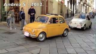 Raduno Fiat 500 - Pavia