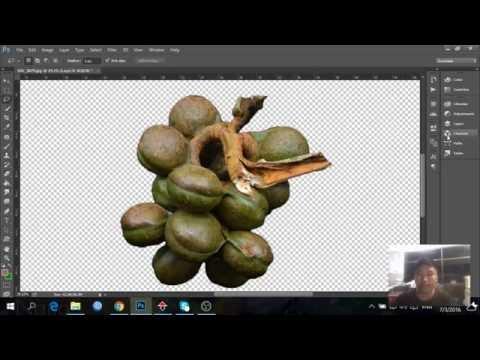 ใช้ Photoshop เปลี่ยนพื้นหลังรูปเป็นสีขาวอย่างง่ายใน 5 นาที