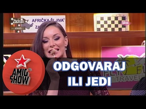 Jedi ili Odgovaraj - Ami G Show S10 - E18