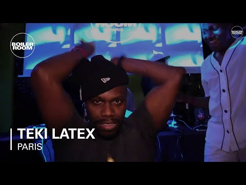 Teki Latex Boiler Room x Paris Generator DJ Set