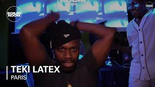 Teki Latex Boiler Room x Paris Generator DJ Set