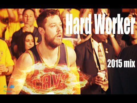 Hard Worker - Matthew Dellavedova Mix 2015 HD