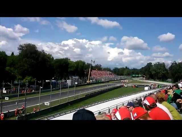 F1 2015 Italian GP Monza - Q1