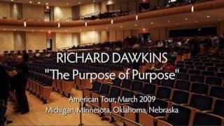 The Purpose of Purpose - Richard Dawkins