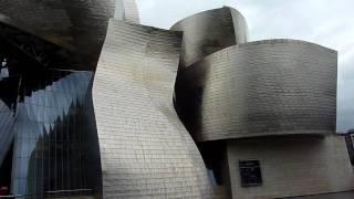 Guggenheim Museum in Bilbao - Exterior