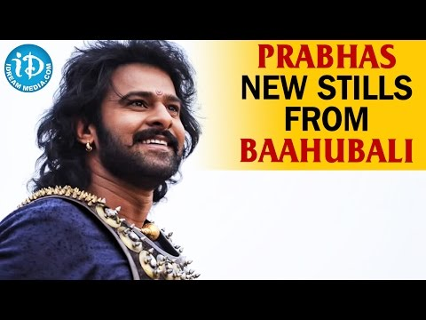 Prabhas new stills from Baahubali: The Conclusion - Rana || Anushka ||  Tamannaah