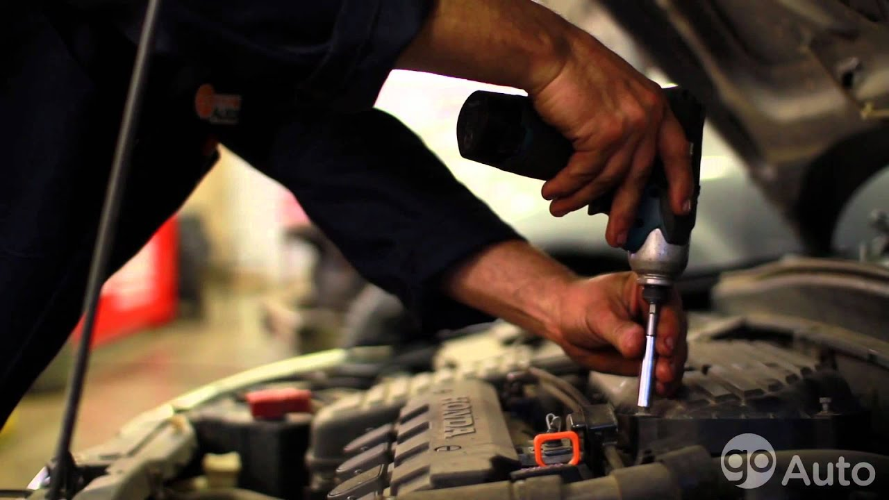 Fuel Induction Service >> Air & Fuel Induction Service - Auto Service Offered from GoAuto.ca - YouTube