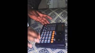 demo boss drum machine dr 770 dj baracuda le fugitif