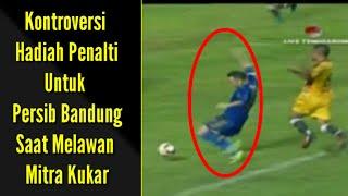 Benarkah Shohei Matsunaga Melakukan Diving / Mitra Kukar Vs Persib 2-1