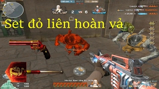 [ Bình Luận CF ] M4A1-S Prism Beast Red - Tiền Zombie v4