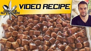 Chocolate Marshmallow Fudge - Nicko's Kitchen