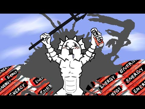 The Battle Cats | Fishman and the Energy Drink