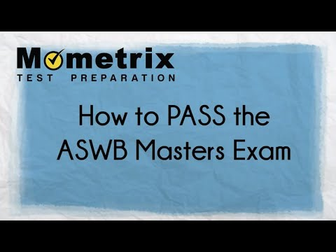 Free ASWB Masters Exam Practice Test - Sample Questions from the ...