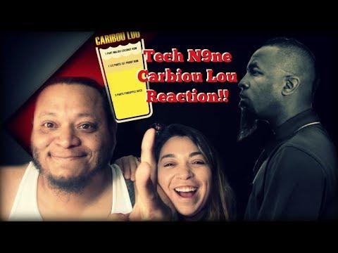 Tech N9ne - Carbiou Lou Reaction