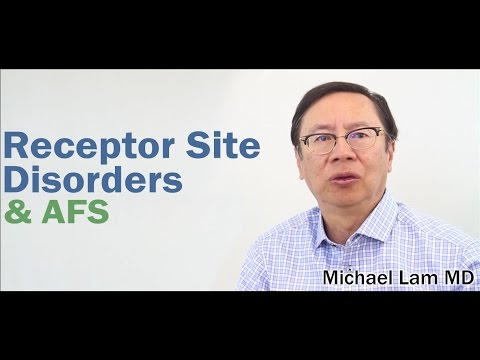 Receptor Site Disorders and Adrenal Fatigue Syndrome