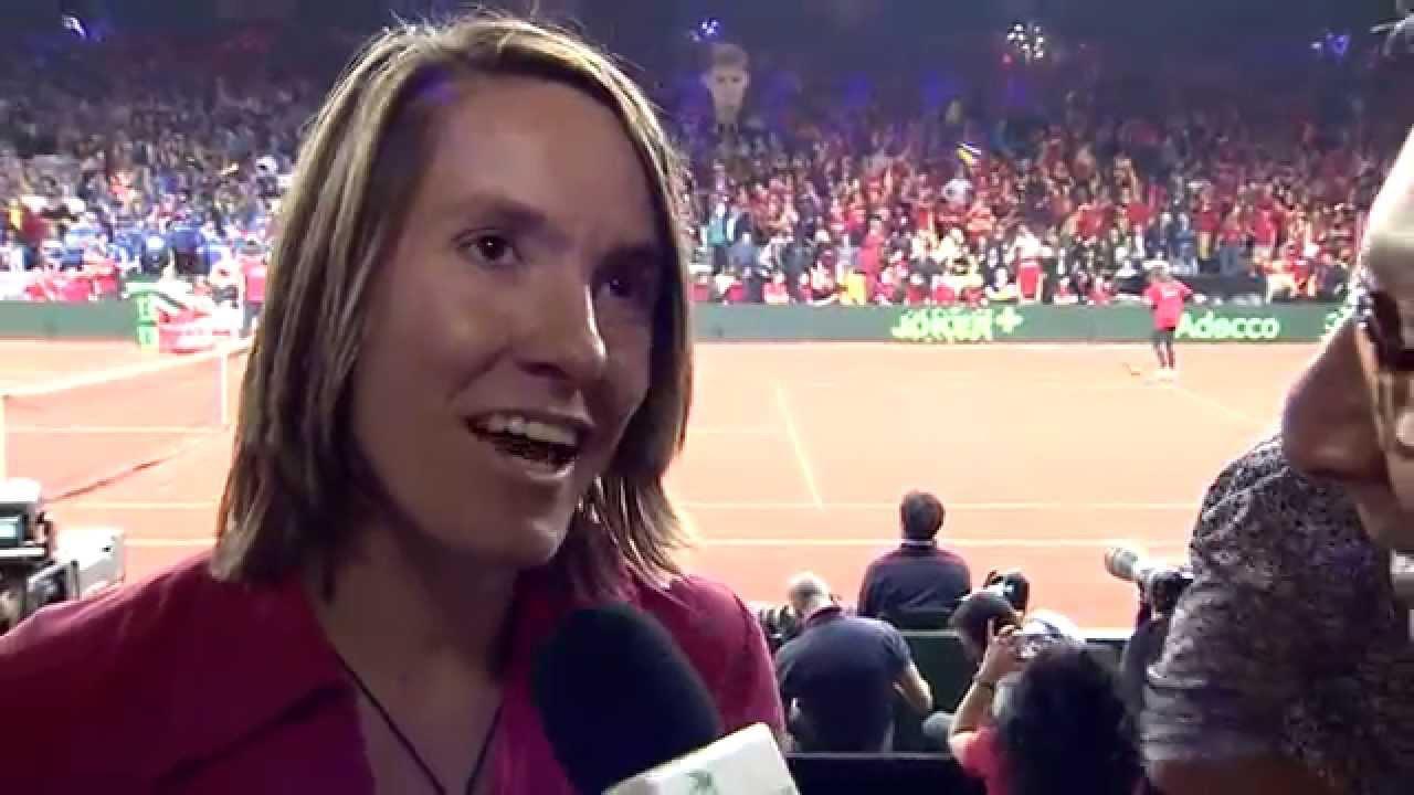 Interview Justine Henin BEL