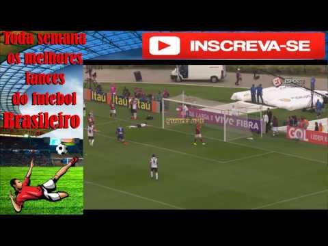 Melhores momentos Flamengo 3 X 0 Santa Cruz   09/10/2016